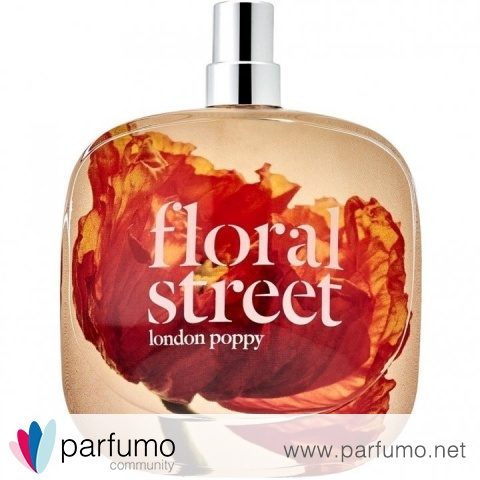 London Poppy von Floral Street
