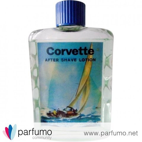 Corvette (After Shave Lotion) by Goya