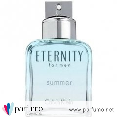 Eternity Summer for Men 2007 by Calvin Klein