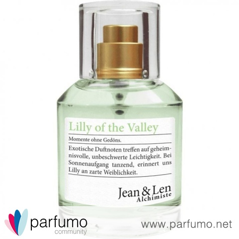 Alchimiste - Lilly of The Valley by Jean & Len