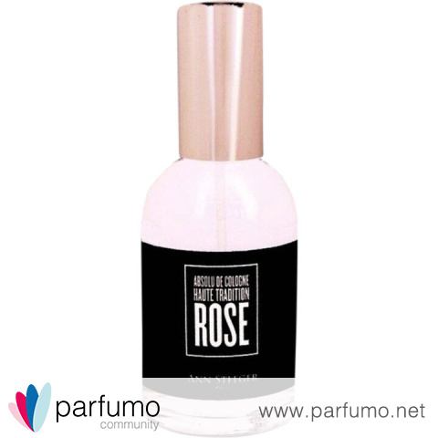Absolu de Cologne Haute Tradition - Rose by Ann Steeger