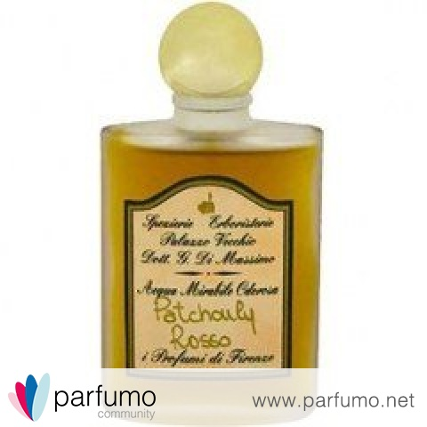 Patchouly Rosso by I Profumi di Firenze