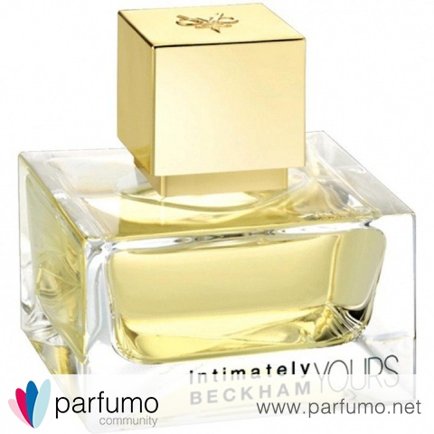 Intimately Yours Women by David Beckham