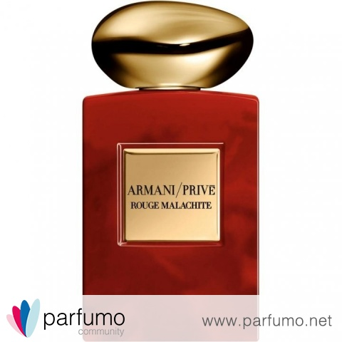Armani Privé - Rouge Malachite L'Or de Russie by Giorgio Armani