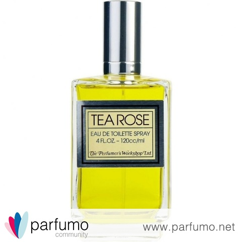 Tea Rose (Eau de Toilette) by Perfumer's Workshop