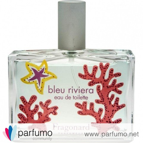 Bleu Riviera by Fragonard