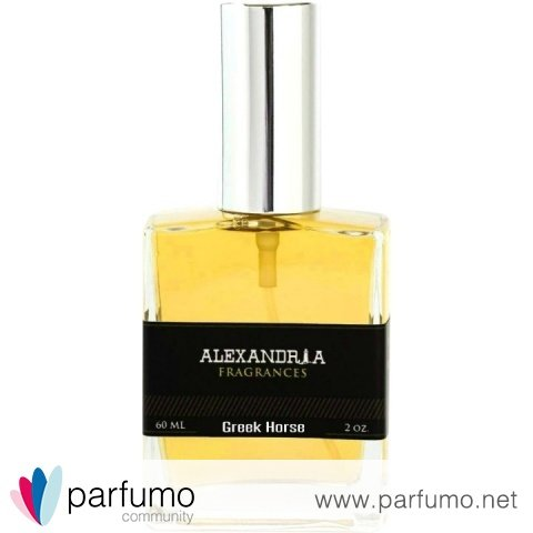Greek Horse by Alexandria Fragrances