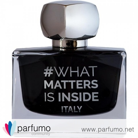 #What Matters Is Inside - Italy von Jovoy