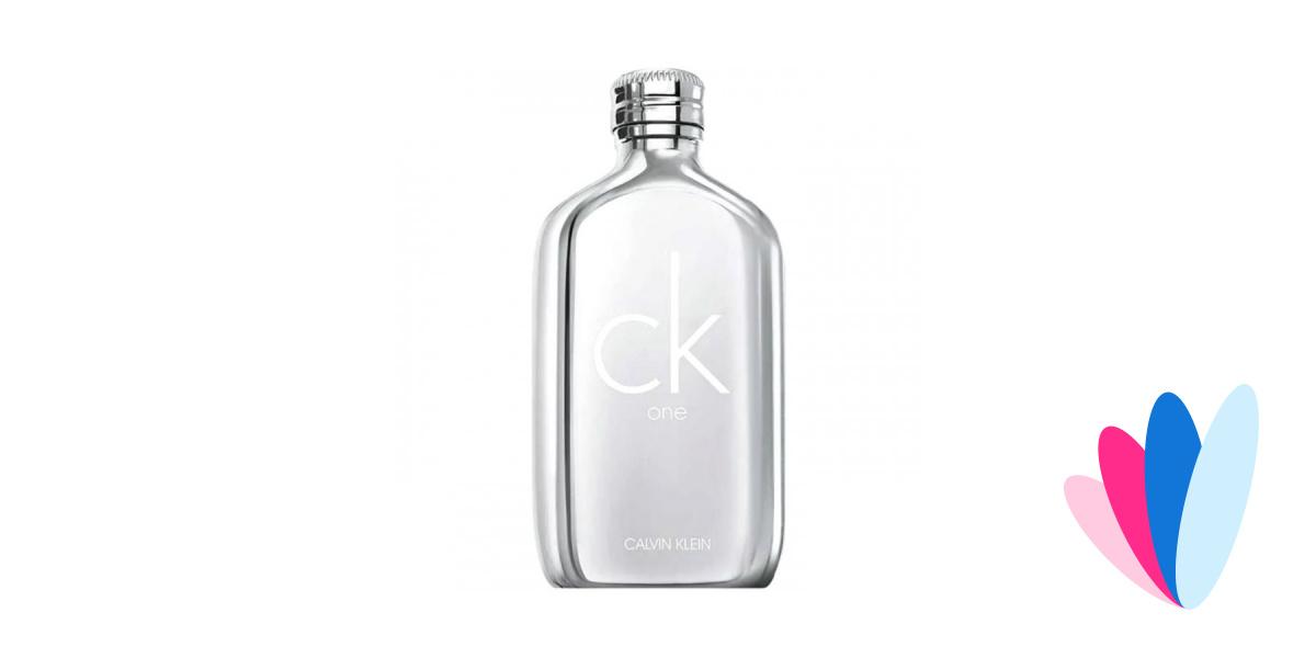 47417388da Calvin Klein - CK One Platinum Edition