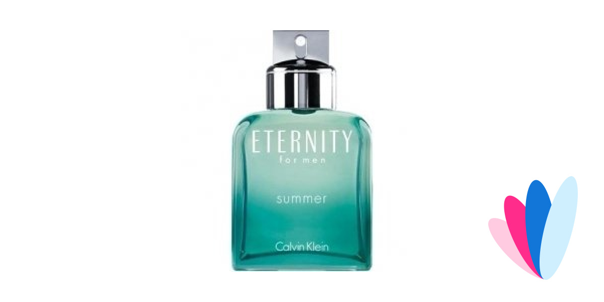 calvin klein eternity summer review