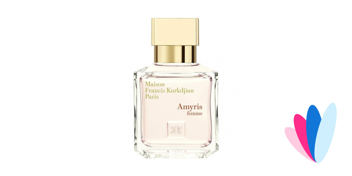 Maison francis kurkdjian amyris femme eau de parfum for Amyris homme maison francis kurkdjian