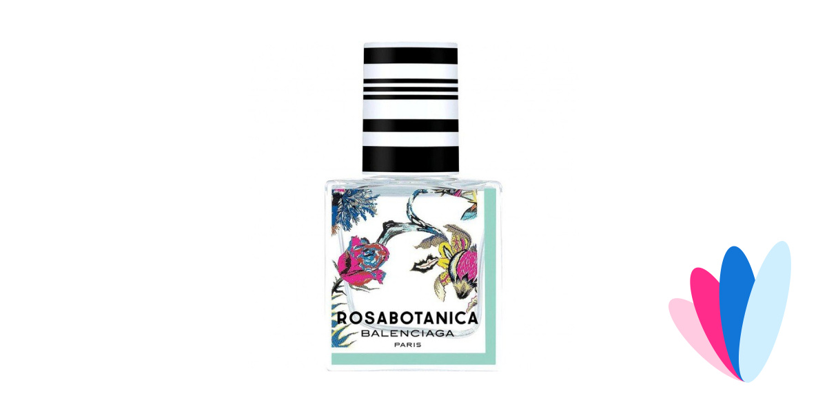 Balenciaga Rosabotanica ~ perfume review :: Now Smell This