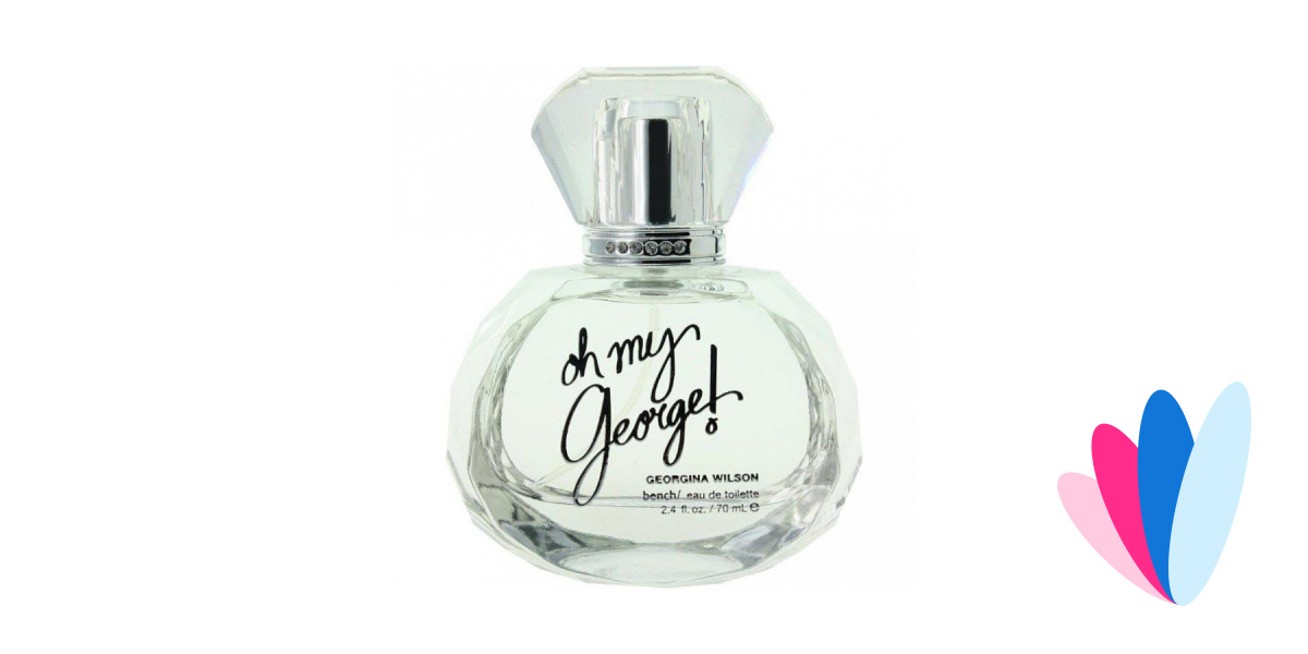 Georgina Wilson Bench Perfume Bench Oh My George By