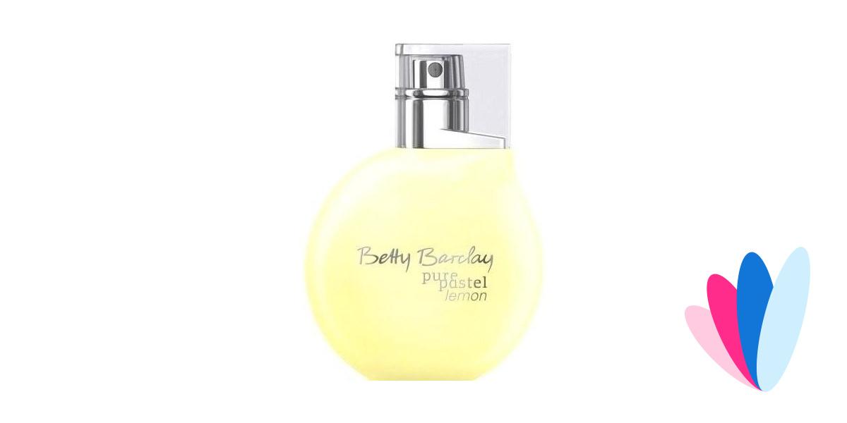 betty barclay pure pastel lemon eau de parfum duftbeschreibung. Black Bedroom Furniture Sets. Home Design Ideas