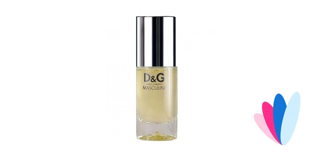 Reviews of D&G Masculine by Dolce & Gabbana — Basenotes.net